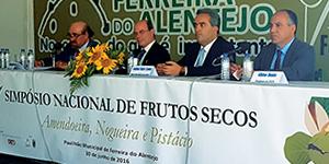 I Simpósio Nacional de Frutos Secos